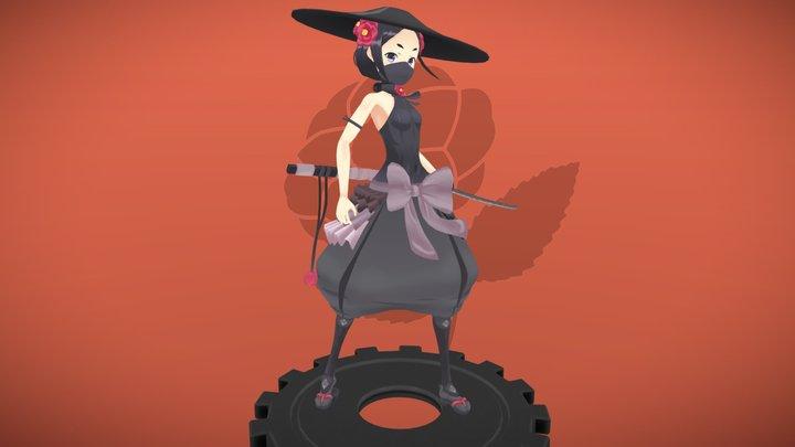 Chise (Princess Principal) 3D Model