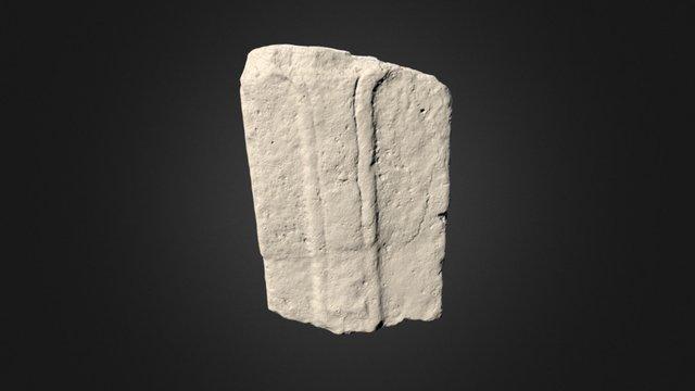 Abernethy Stone 9 3D Model