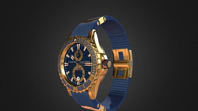 Wath 3D Model