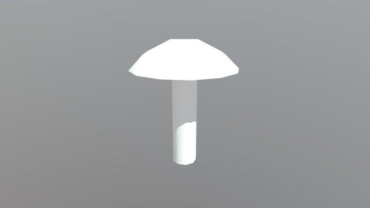 Linkage Peg 3D Model
