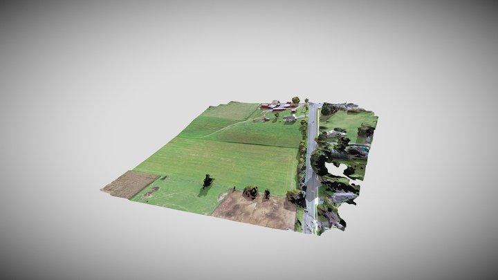 Qt1 Terrace MRGS 3D Model