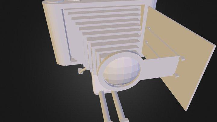 Vang Camerabot 3D Model