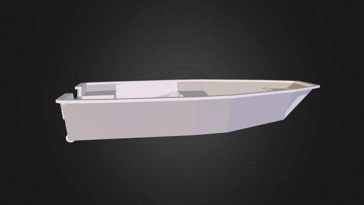 Spacieuse 3,20m 3D Model