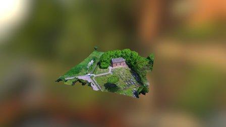 Becconsall Church 3D Model