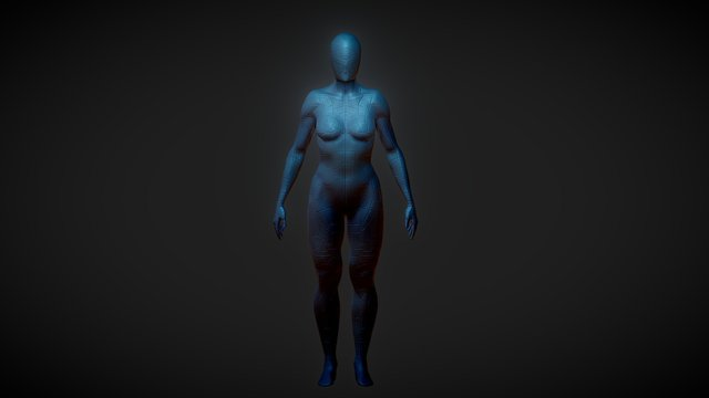 Robina 3D Model