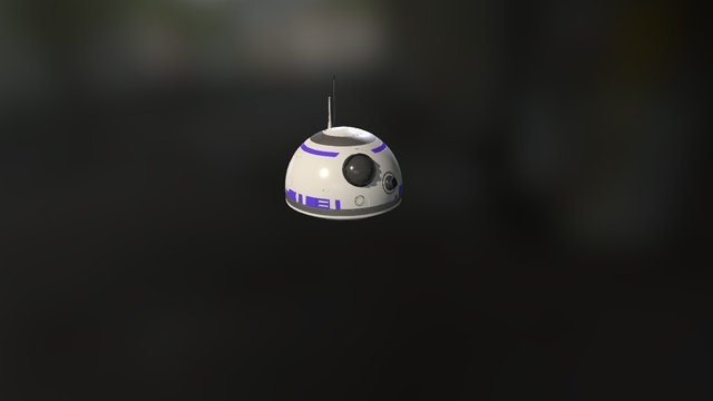 BB-217 Exploded View 3D Model