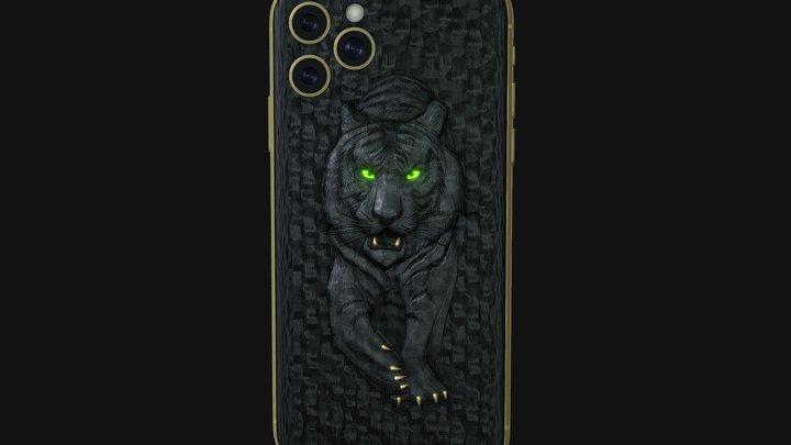 Tiger023 3D Model