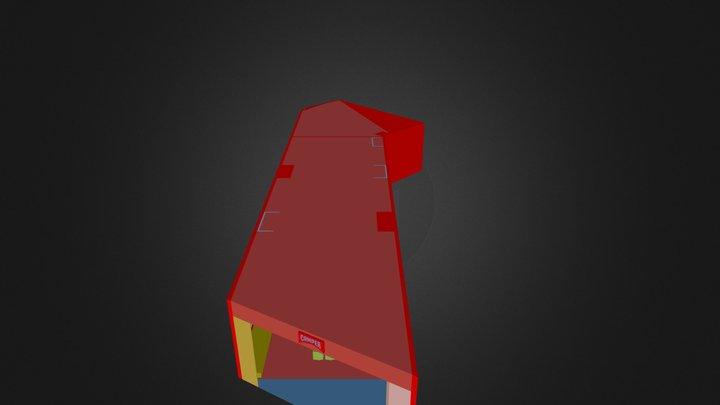 vivo city 3D Model