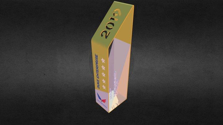 Langaward Rev02-02 3D Model