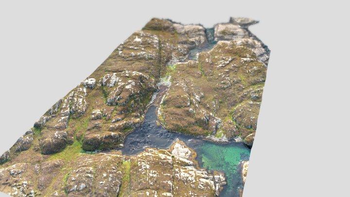 Hjartøy Feltkurs 3D Model
