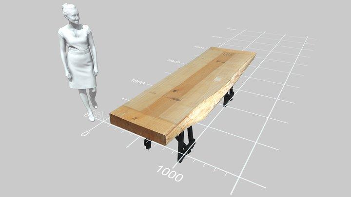 B8 3D Model