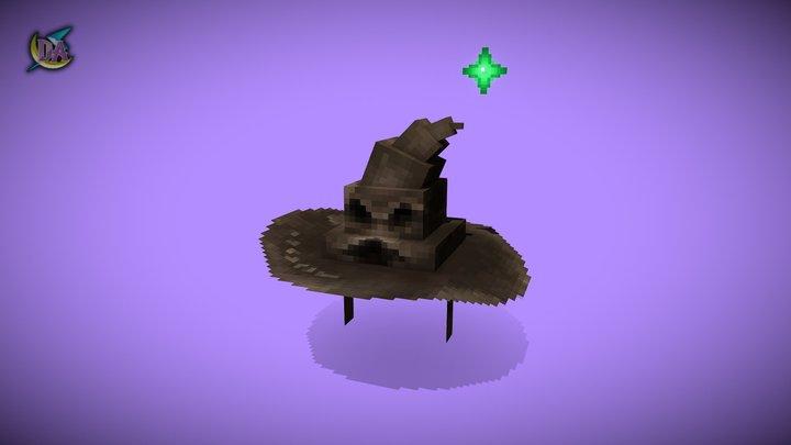 DA | Sorting Hat 3D Model
