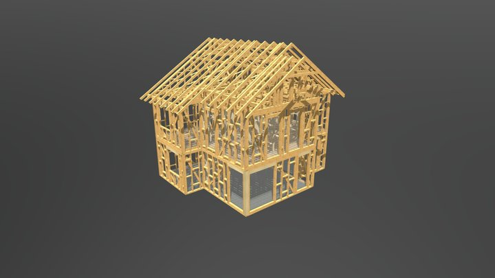 Budapest, Huvosvolgy 3D Model