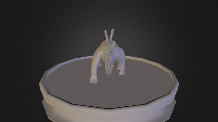 Steggy Rick Meurs 3D Model