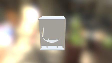 Glosnik 3D Model