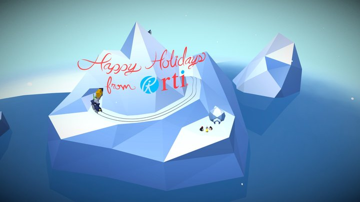 Happy Holidays from RTI! 3D Model