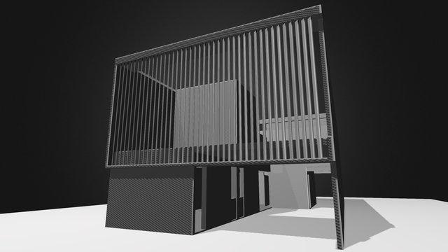 CASA Simon 3D Model