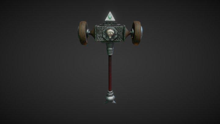 Nordic Hammer 3D Model
