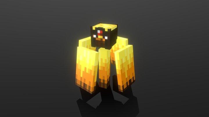Wildfire 3D Model