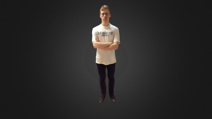 Ilya A 3D Model