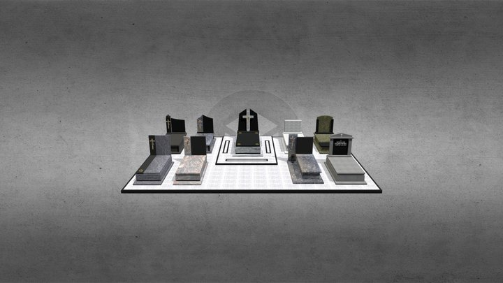Wystawka 3D Model