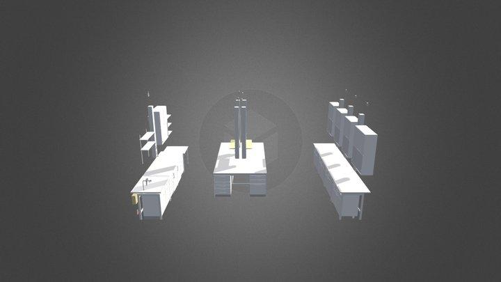 1-6 5401 3D Model