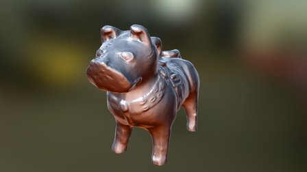 Doggggyy 3D Model
