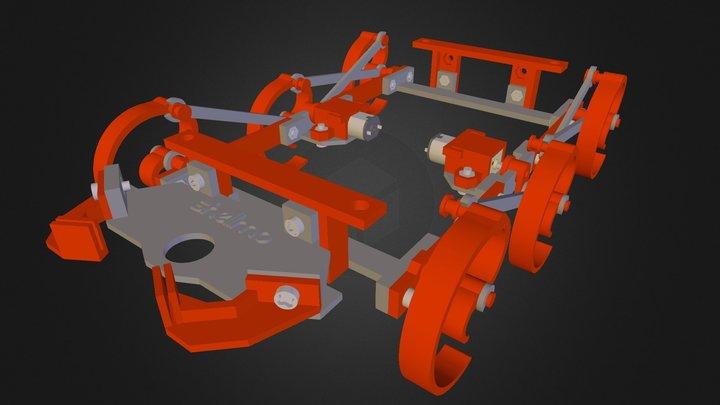 RepWalker Shellmo 3D Model