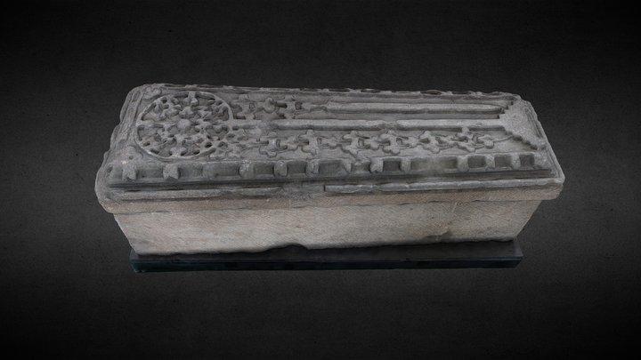 Ardrossan Sarcophagous 3D Model