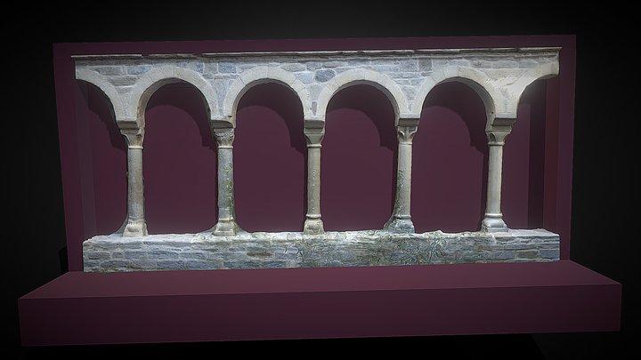 ARCOS DEL CLAUSTRO 3D Model