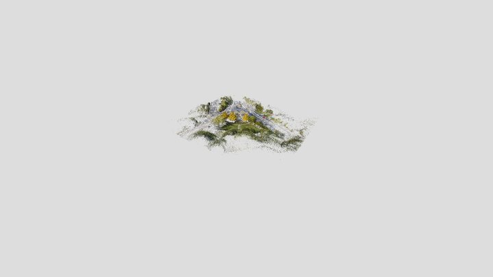 The Sign of the Takahe Christchurch New Zealand 3D Model