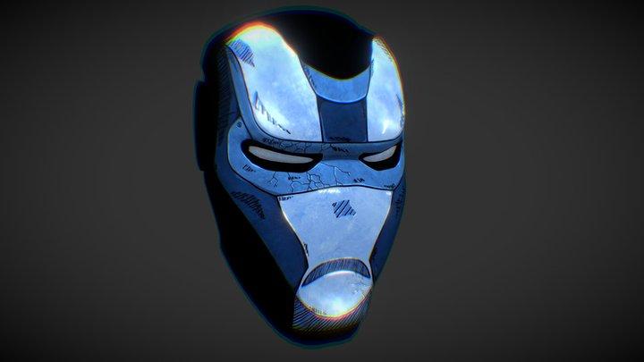 Robo UVW 3D Model