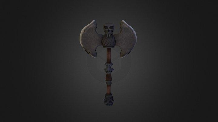 weapon_axe 3D Model