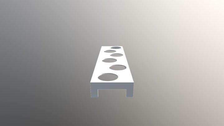 Кора за 6 яйца 3D Model