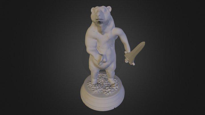 Gaspard 3D Model