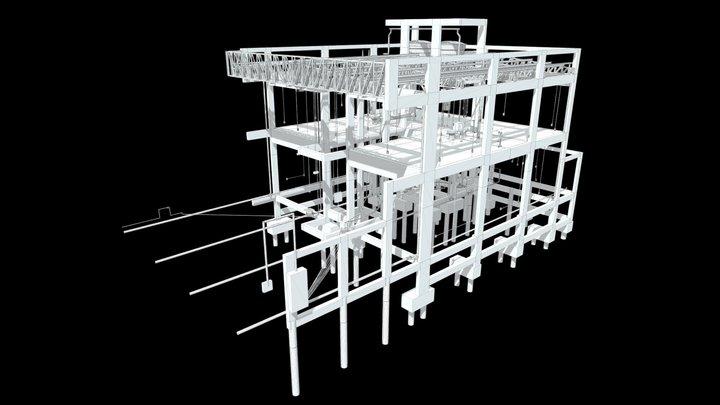 0053 3D Model