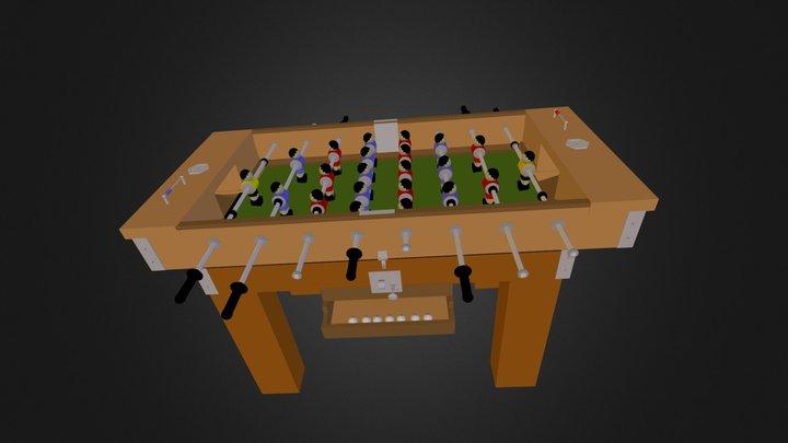 Matraquilhos 3D Model