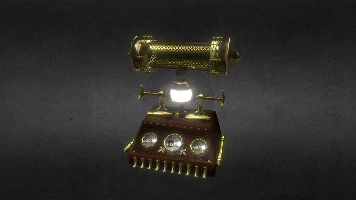 SP_Light 3D Model