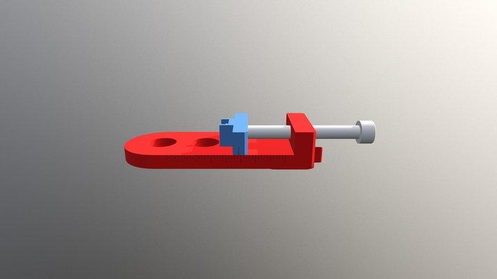 Tensioner 3D Model