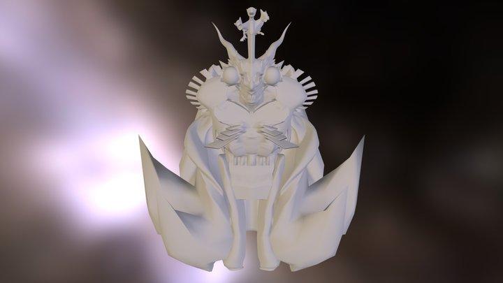 Diablada 3D Model