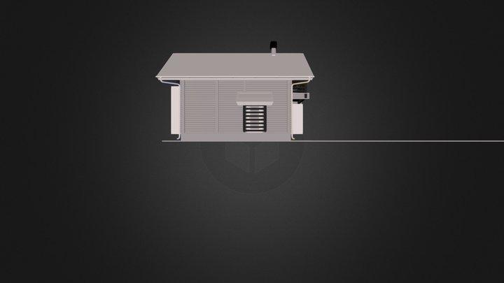 1111.3DS 3D Model