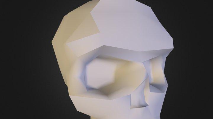 skull_Base_mesh.obj 3D Model