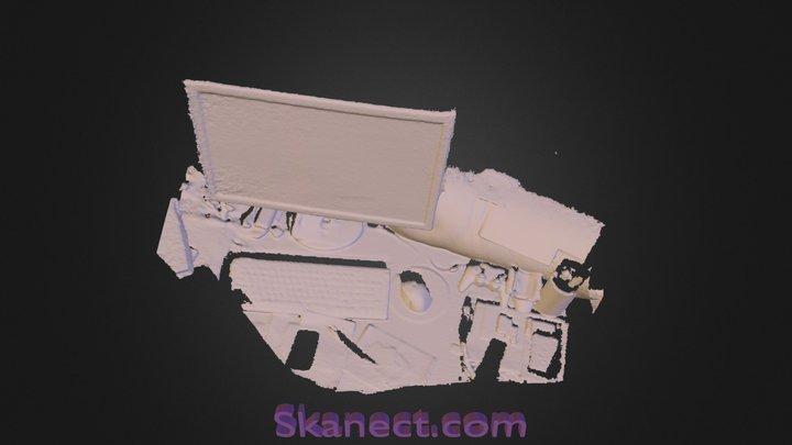 mi_scritorio 3D Model
