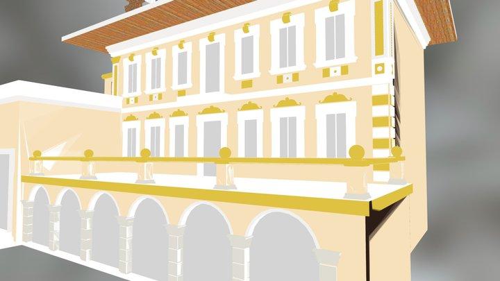 AutoSave_Villa Tirane Erion Kryemadhi (ALBANIA). 3D Model