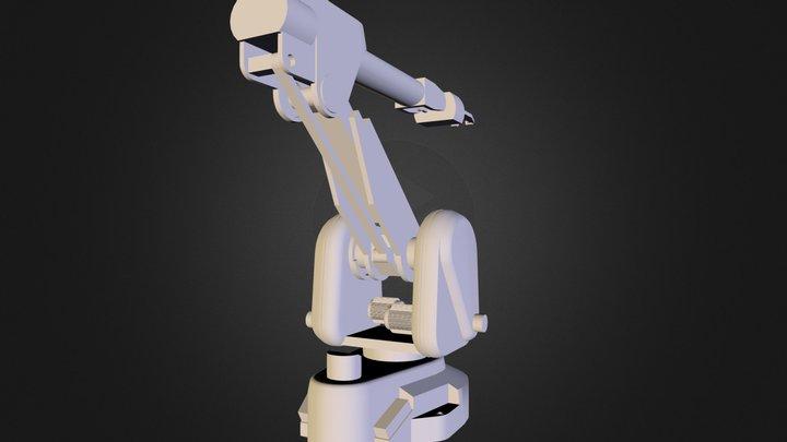 ABB.obj 3D Model