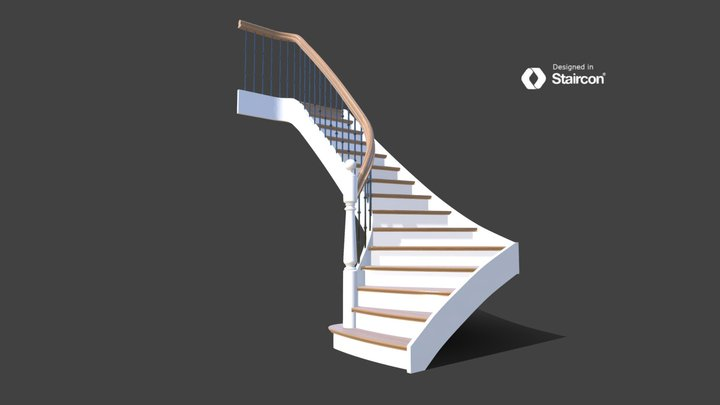 LCurved.zip 3D Model