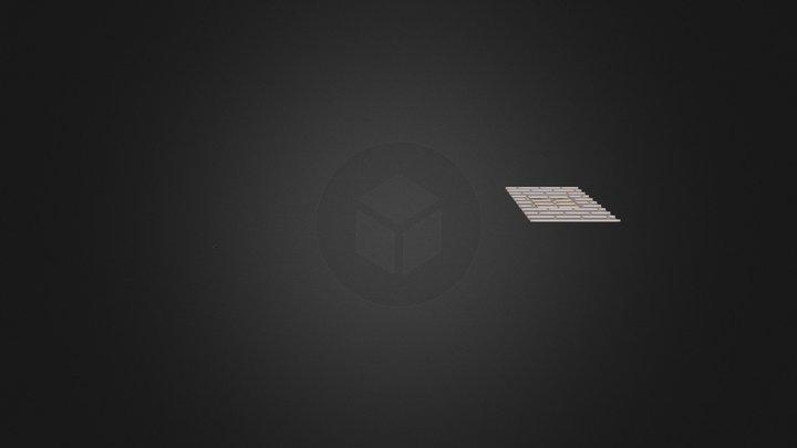 star ceiling.dae 3D Model