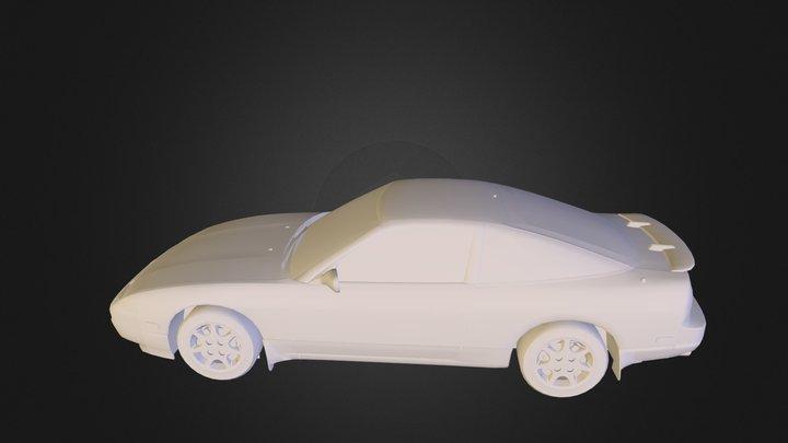 240sx.obj 3D Model