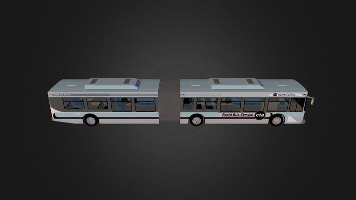 WesternBus2.3DS 3D Model