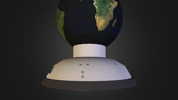 GeoSphere Prealpha 3 3D Model